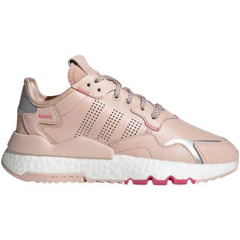 Sko Pige Lave sneakers adidas Originals EG6744 Lyserød