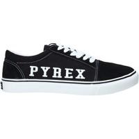 Sko Herre Lave sneakers Pyrex PY020201 Sort