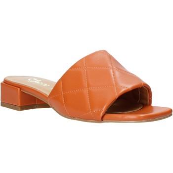 Sko Dame Tøfler Grace Shoes 971Y001 Orange