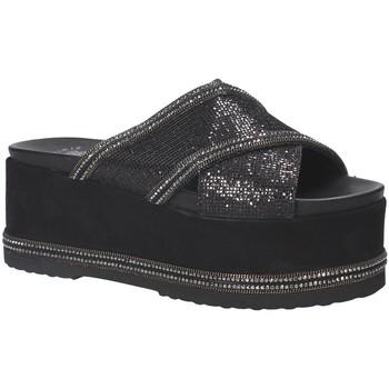 Sko Dame Tøfler Exé Shoes G41007137A30 Sort