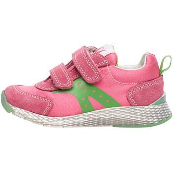 Sko Pige Lave sneakers Naturino 2014902 01 Lyserød
