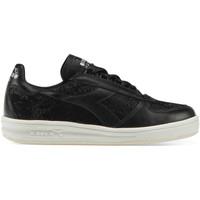 Sko Dame Lave sneakers Diadora 201.173.346 Sort