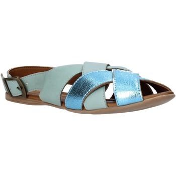 Sko Dame Sandaler Bueno Shoes 9J2103 Blå