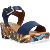 Sko Dame Sandaler Grace Shoes 03 Blå