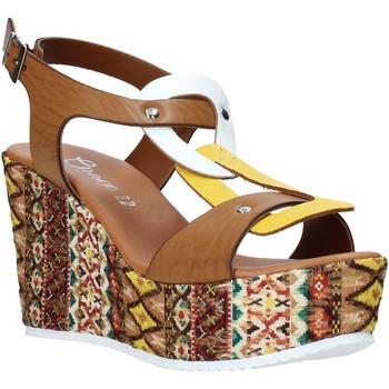 Sko Dame Sandaler Grace Shoes 09 Brun