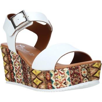Sko Dame Sandaler Grace Shoes 06 hvid