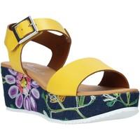 Sko Dame Sandaler Grace Shoes 02 Gul