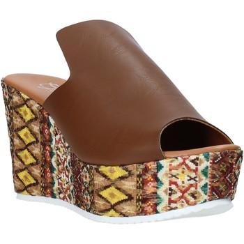Sko Dame Tøfler Grace Shoes 11 Brun