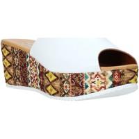 Sko Dame Tøfler Grace Shoes 10 hvid