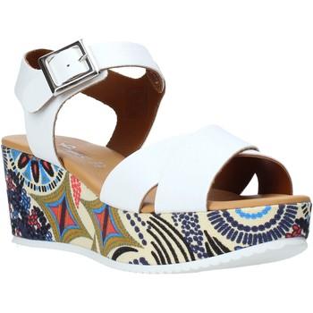 Sko Dame Sandaler Grace Shoes 12 hvid