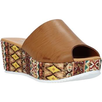 Sko Dame Tøfler Grace Shoes 10 Brun