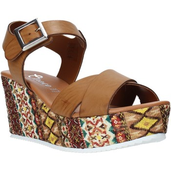 Sko Dame Sandaler Grace Shoes 13 Brun