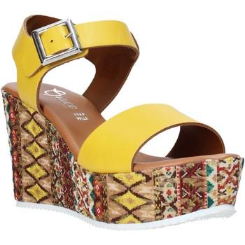 Sko Dame Sandaler Grace Shoes 08 Gul
