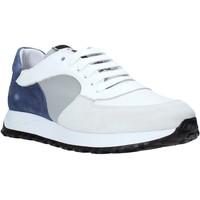 Sko Herre Lave sneakers Exton 741 hvid