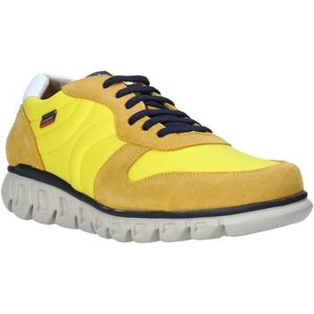 Sko Herre Lave sneakers CallagHan 12903 Gul