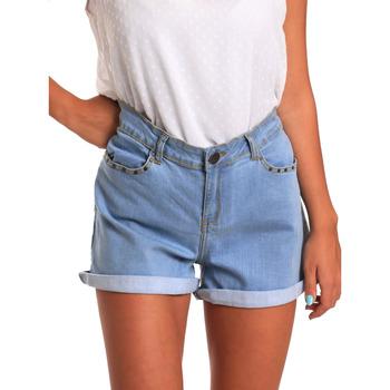 textil Dame Shorts Smash S1871408 Blå