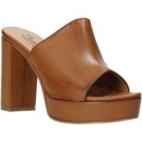 Sko Dame Tøfler Grace Shoes 492PL008 Brun