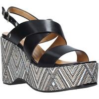 Sko Dame Sandaler Grace Shoes 104010 Sort