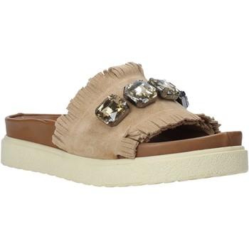 Sko Dame Tøfler Bueno Shoes CM2217 Beige