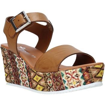 Sko Dame Sandaler Grace Shoes 06 Brun