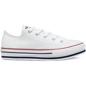 Sko Børn Lave sneakers Converse 668028C hvid