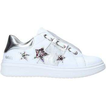 Sko Pige Lave sneakers Holalà HS0065L hvid