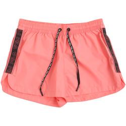 textil Dame Shorts Fila 683030 Orange