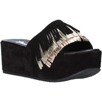 Sko Dame Tøfler Grace Shoes C21 Sort