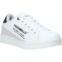 Sko Børn Lave sneakers Fred Mello S20-SFK313 hvid
