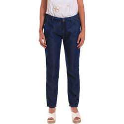 textil Dame Jeans Gaudi 811BD26028 Blå