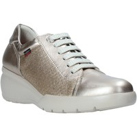Sko Dame Lave sneakers CallagHan 19201 Guld