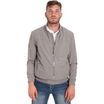 textil Herre Jakker Les Copains 9UB081 Grå