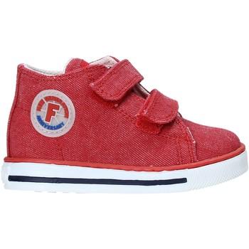 Sko Børn Høje sneakers Falcotto 2014604 04 Rød