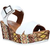 Sko Dame Sandaler Grace Shoes 13 hvid