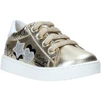 Sko Pige Lave sneakers Falcotto 2014628 02 Guld