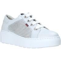 Sko Dame Lave sneakers CallagHan 14919 Grå
