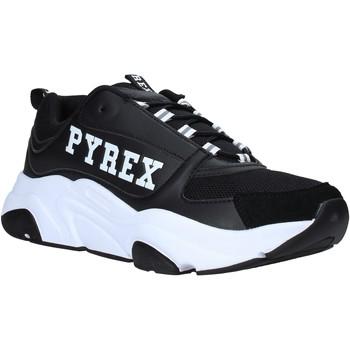 Sko Herre Lave sneakers Pyrex PY020206 Sort