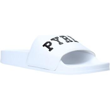 Sko Dame badesandaler Pyrex PY020169 hvid