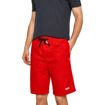 textil Herre Shorts Tommy Jeans DM0DM08714 Rød