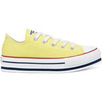 Sko Børn Lave sneakers Converse 668283C Gul