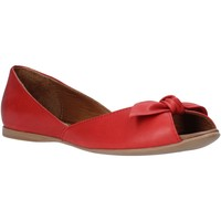 Sko Dame Ballerinaer Bueno Shoes N0712 Rød