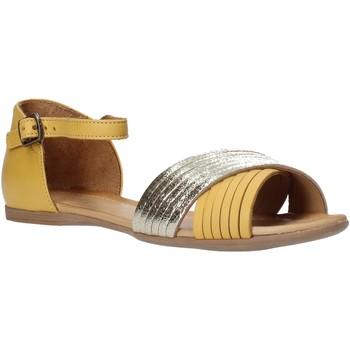 Sko Dame Sandaler Bueno Shoes N0734 Gul