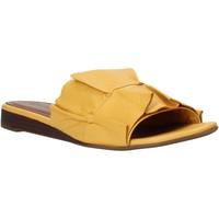 Sko Dame Tøfler Bueno Shoes N1908 Gul
