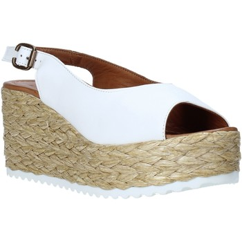 Sko Dame Sandaler Bueno Shoes N3603 hvid