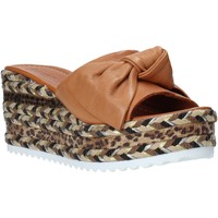 Sko Dame Tøfler Bueno Shoes N3604 Brun
