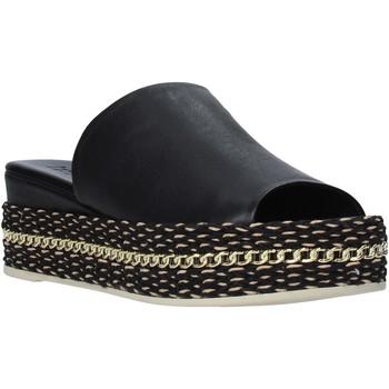 Sko Dame Tøfler Bueno Shoes Q5905 Sort