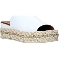 Sko Dame Tøfler Bueno Shoes Q5905 hvid