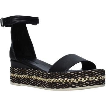 Sko Dame Sandaler Bueno Shoes Q5908 Sort