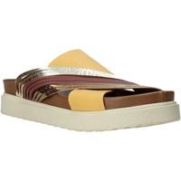 Sko Dame Tøfler Bueno Shoes CM2206 Gul