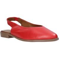 Sko Dame Sandaler Bueno Shoes N0102 Rød